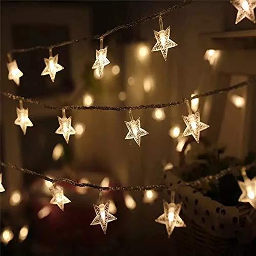 String Light for bedroom walls