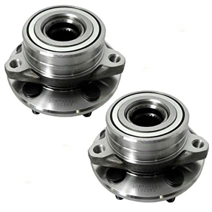 Amazon.com  DTA Front Wheel Bearing   Hub Assembly NT513100 x2 (Pair) Brand New  Fit Taurus Sable Continental  Automotive 71c27c86e4944