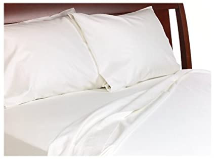 Pacific Coast Sealy Best Fit 400 Thread Count Cotton Egyptian Cotton Queen Sheet  Set