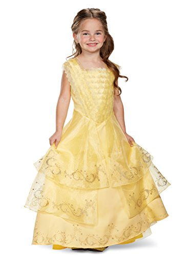Disguise Belle Ball Gown Prestige Movie Costume