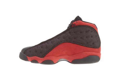 Noir Chaussures Jordan rouge Eu 13 De Nike Homme 7 Us D varsity nbsp;rétro Red black Noir Sport Pour Air 5 m RPwnvRx