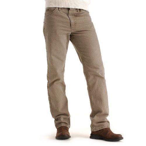 - LEE Men's Regular Fit Straight Leg Jean, Tarmac, 29W x 32L