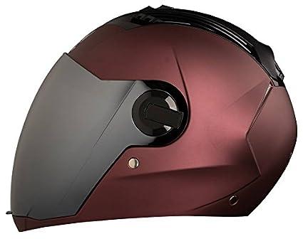 2b2776f7 Steelbird Sba-2 Full Face Unisex Helmet,Free Transparent Visor For ...