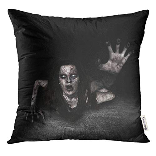 Golee Throw Pillow Cover Movie 3D of Scary