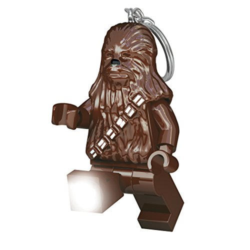 LEGO Star Wars : The Last Jedi - Chewbacca LED Key Chain Flashlight