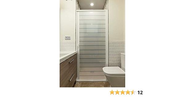 dos puertas pvc Rollplast con el /ángulo blanco Bgal1concc28150 caja plegable de ba/ño dos lados dim.70 x 150 x 150 cm