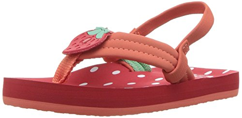3cc12ca54968 Reef Girls  Little Ahi Scents Flip Flop