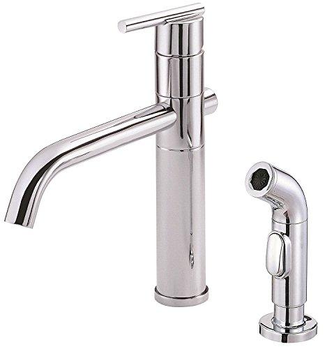 Danze parma single handle kitchen faucet for Danze inc