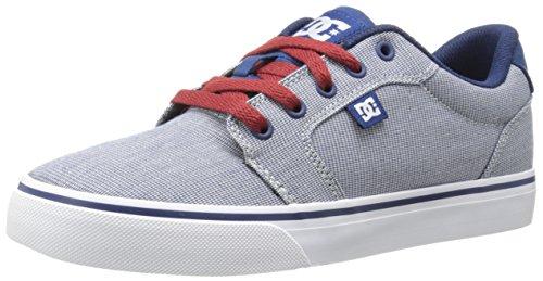 DC Anvil Tx Se J Shoe Gry - Zapatillas de deporte Mujer Blue/White/Blue