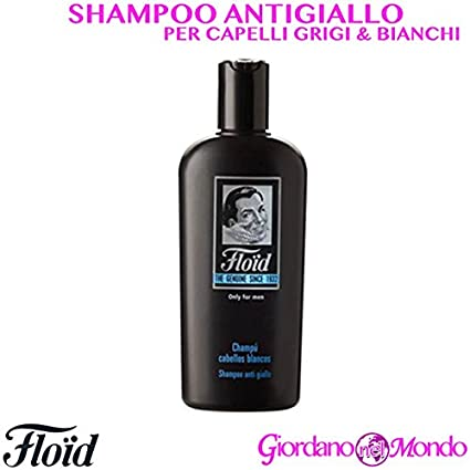 SHAMPOO CAPELLI ANTI GIALLO FLOID CAPELLI 250ml ANTIGIALLO UOMO  PROFESSIONALE PER BARBIERE  Amazon.it  Bellezza 3b9c0f72a148