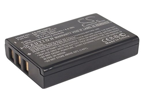 (Replacement Battery Part No.D-LI7 for PENTAX Optio 450,Optio 550,Optio 555,Camera Battery)
