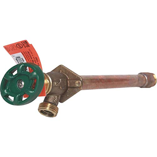 (Arrowhead 465-12 12-Inch Arrow-Breaker Anti-Siphon Frost-Free Hydrant with 1/2-Inch FIP or 3/4-Inch MIP Inlet)