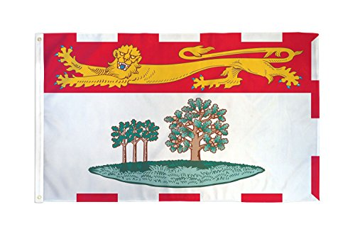 - 3x5 Prince Edward Island Canada Flag Canadian Province Banner Pennant Outdoor