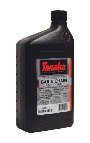 Tanaka 700320 Commercial Grade 1-Quart Bar & Chain Oil
