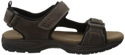 Dunham Mens Nolan-Dun Sandal Brown