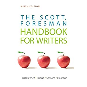 VangoNotes for The Scott, Foresman Handbook for Writers, 9/e Audiobook