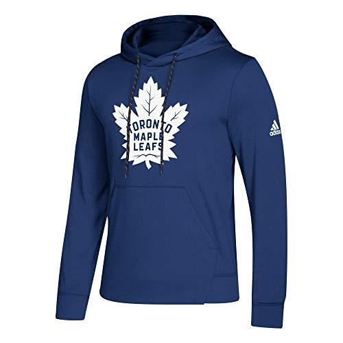 adidas Toronto Maple Leafs NHL Men's Goalie Pullover Hooded Sweatshirt