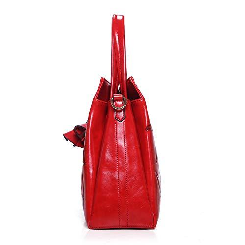 Style à Sacs Red Compartiments Travers Chinois Relief épaules En Main Sauvages Diagonale En Plusieurs Sacs LQQAZY à 6qFagnwB6
