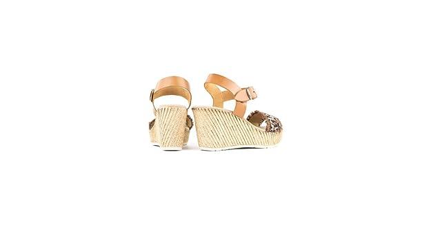 Oh! Isabella Modelo Varsovia Zapato c/ómodo para Mujer