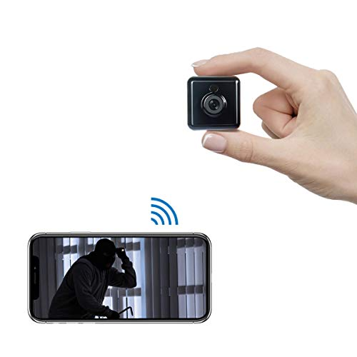 🥇 Spy Camera Wireless Hidden Mini WiFi Camera