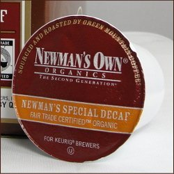 Newman's Own Organics Keurig K-Cups Coffee