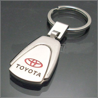 Image not available for. Color  Toyota Keychain 7054a041f