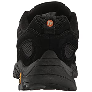 Merrell Men's Moab 2 Vent Hiking Shoe, Black Night, 11.5 M US