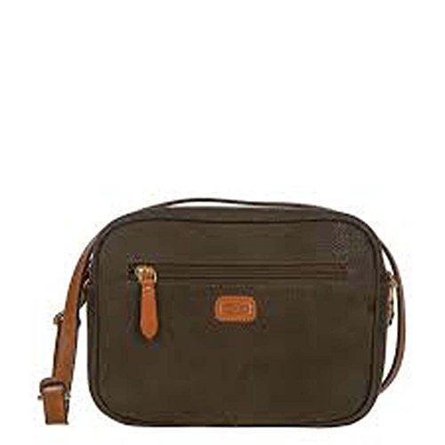 olivgr Life 24 Gruen Bric's Cm Shoulder Bag xzRwxqHY