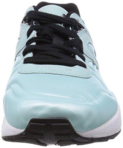 Puma R698 MATT & SHINE Basket mode Femme Bleu