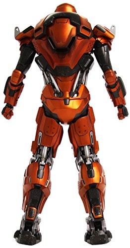 Iron Man Mark 36 ~ Movie masterpiece iron man mark xxxvi peacemaker