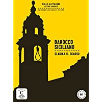 Barocco siciliano: Italienische Lektüre für das 3. und 4. Lernjahr. Buch + Audio Download (Giallo all'italiana)
