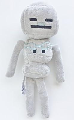 "Minecraft Skeleton 9"" Plush Stuffed Toy by Mojang"