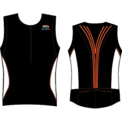 Blue Seventy Men-s Tri Performance Singlet (Small)