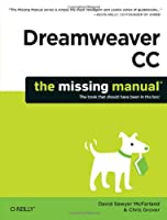 Dreamweaver CC: The Missing Manual Front Cover