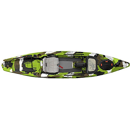 Feel Free Lure 13.5 Fishing Kayak 2016 - 13ft5/Lime Camo -  Feelfree, 65699