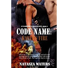 [ CODE NAME: KAYLA'S FIRE Paperback ] Waters, Natasza ( AUTHOR ) Mar - 01 - 2014 [ Paperback ]