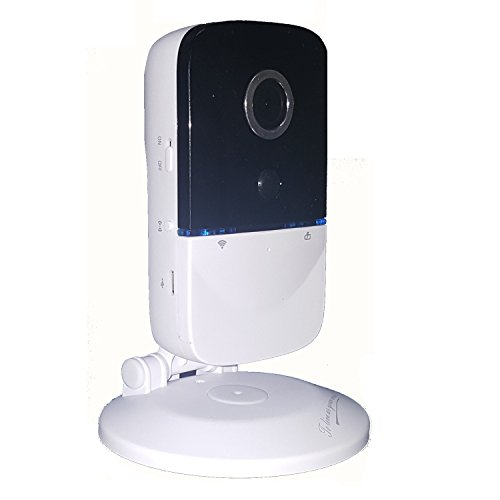 Solo Wire-Free HD WiFi Network Security Camera, Plug/Play with 2-Way Audio and...