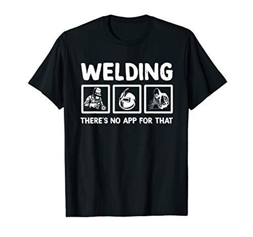 Perfect Gift for Welder Wire Welding Hours Welds Cap Gloves T-Shirt