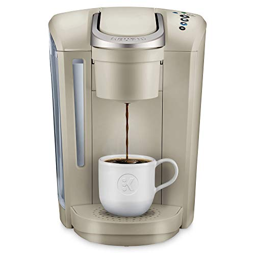 Keurig K-Select Single-Serve K-Cup Pod Coffee Maker, Sandstone