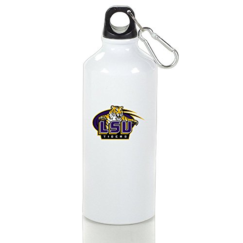 [CYANY Louisiana State University LSU Aluminum Outdoor Sports Bottle Perfect For Yoga] (Lsu Mascot Costume)