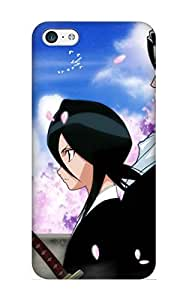 Fashionable Rasprj-7495-hbchtdq Iphone 5c Case Cover For Anime Bleach Protective Case With Design