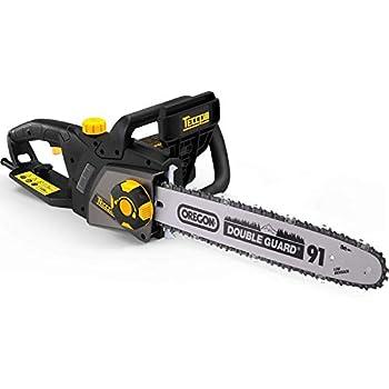 Amazon Com Teccpo Electric Chainsaw 15a 16in Corded