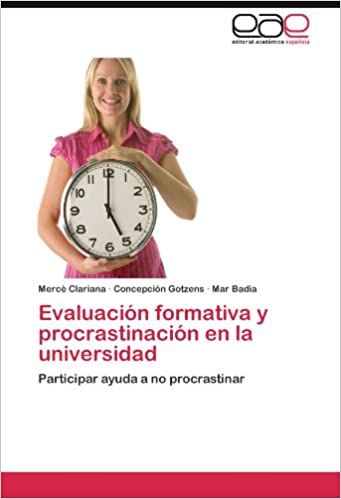 Evaluación formativa y procrastinación en la universidad: Participar ayuda a no procrastinar