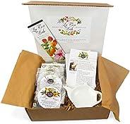 La Tea Dah All Natural Premium Tea Subscription Box, Experience Hand Crafted Extraordinary Flavors, Pyramid Te