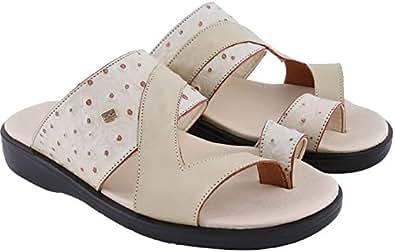 Bartorelli Beige Comfort Sandals Sandal For Men
