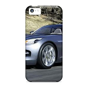 Iphone 5c Case Slim [ultra Fit] Chrysler Firepower Concept 2005 Protective Case Cover by mcsharks