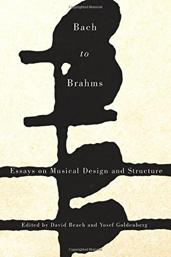 Bach to Brahms (Eastman Studies in Music) by University of Rochester Press