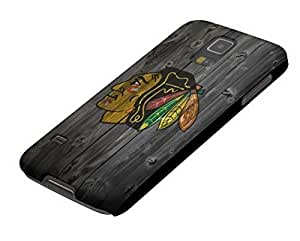Cute Samsung Galaxy S5 Case shell Cover Chicago Blackhawks , defender case for Samsung Galaxy S5