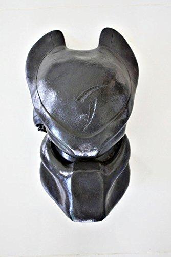 1:1 Full Scale Prop Replica Sideshow Predator AVP Scar Helmet Mask Bio Home Decoration Wall hanging (Full Predator Costume For Sale)