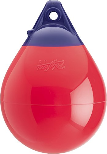Polyform A-1 11-Inch Diam. Buoy (Red) (Polyform Buoy)